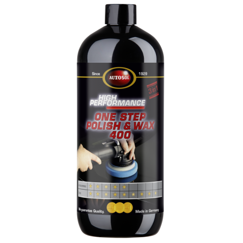 AUTOSOL® ONE STEP POLISH & WAX 400