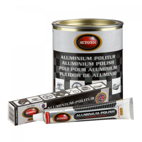 AUTOSOL STAINLESS STEEL POLISH