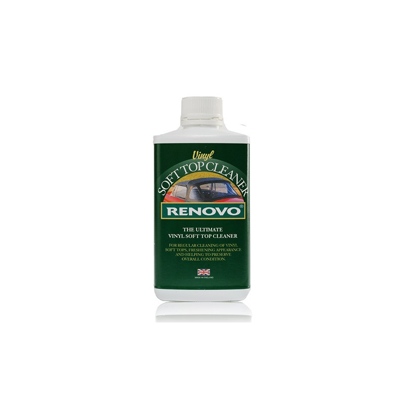 RENOVO VINYL SOFT TOP CLEANER